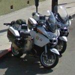 BMW R1200RT-P Motorcycles (StreetView)