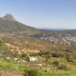 View From Table Mountain (StreetView)