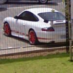 Porsche GT3 RS (StreetView)