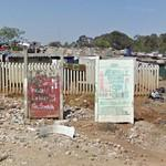 Slum in Johannesburg