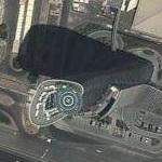 Capital Gate (world's most leaning tower) (Google Maps)