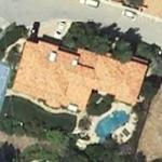 Alex Hitz's House (formerly owned by Bruce Willis) (Google Maps)