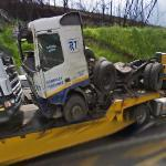 Crashed Truck (StreetView)