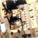 Abilene power plant (mothballed) (Google Maps)