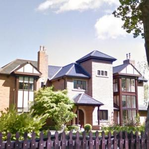 Ryan Giggs' house (StreetView)