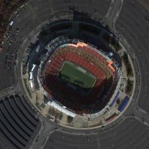 FedExField (Google Maps)