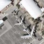 B-52, B-47, C-47 & early Aero Commander twin (Google Maps)
