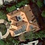 Christina Aguilera's House (former) (Google Maps)