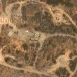 Armed Libyan SA-3 missile site (Google Maps)
