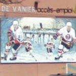 Potvin brothers mural