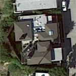 Mel Gibson's house (Google Maps)