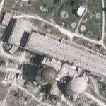 Marble Hill Nuclear Power Plant (Abandoned) (Google Maps)