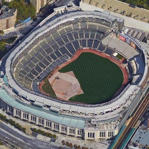 New Yankee Stadium (Google Maps)