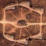 Libyan SA-5 / S-200 missile site (Google Maps)
