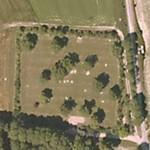 German War Cemetery Aussonce (Google Maps)