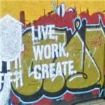 'Live Work Create'