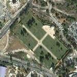 Jerusalem War Cemetery and Memorial (Google Maps)