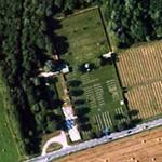 Choloy War Cemetery (Google Maps)