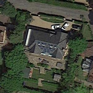 Peter Andre's House (Google Maps)