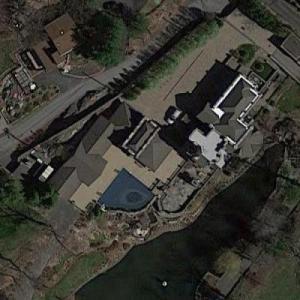 Derek Jeter S House Tiedemann Castle In Greenwood Lake Ny