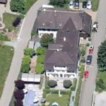 Nick Heidfeld's house (Google Maps)
