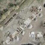 BU-52L double Nike missile site (Google Maps)