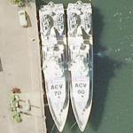 Marine Unit - Australian Customs and Border Protection Service (Google Maps)