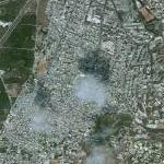 Ain al-Hilweh refugee camp (Google Maps)