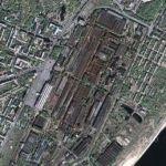 Tractor factory - Battle of Stalingrad
