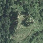 Hrad Čičava (Google Maps)