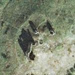 Veľký Kamenec hrad (Google Maps)
