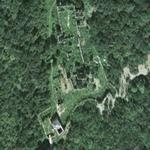 Čabraď hrad (Google Maps)