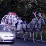 Cinderella wedding (StreetView)