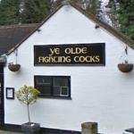 Ye Olde Fighting Cocks Pub