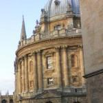 Radcliffe Camera, Oxford University (StreetView)