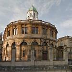 Sheldonian Theatre, Oxford University (StreetView)