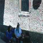 The Seattle Gum Wall (StreetView)