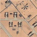 Al Jufra Air Base (Google Maps)