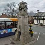 Gatley Clock Tower (StreetView)