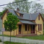 Capt Edward V Rickenbacker House (StreetView)