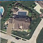 Randy Orton's house (Google Maps)