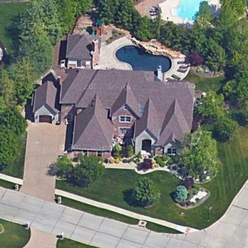 Randy Orton's House (Former) In St Charles, MO (Google