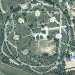 Armed HQ-2 (SA-2) missile site (Google Maps)