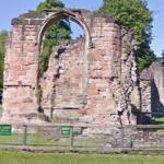 Dudley Priory (ruins)
