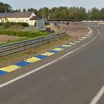 LeMans Race Course