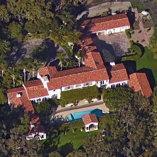 Bill Hoehn S House In Rancho Santa Fe Ca Google Maps