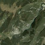 Furlo Pass (Google Maps)