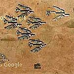 Broken B-52s (Google Maps)
