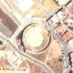 Plaza de Toros en Tarifa (Google Maps)