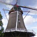 """Windmill """"De Wieker Meule"""""""